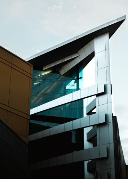 Rénovation énergétique au cabinet d'architecte à Charleroi