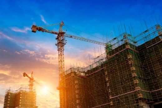 Construction de bâtiments par A+11 à Charleroi